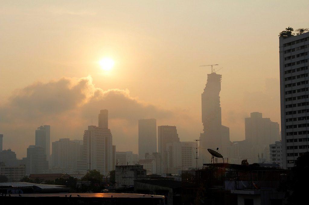 バンコク大気汚染アイキャッチ