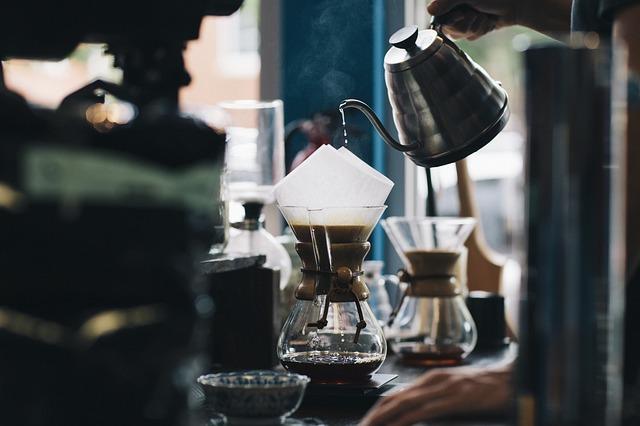 タニヤ周辺にはおしゃれカフェが多い?