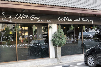Hill Cup Boutique Coffee