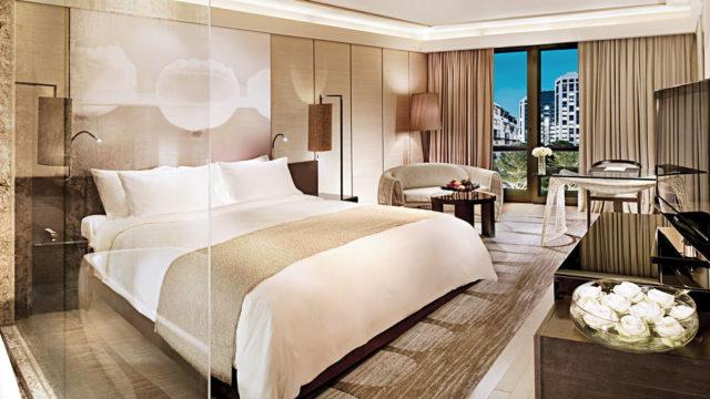 サイアム ケンピンスキー ホテル バンコク