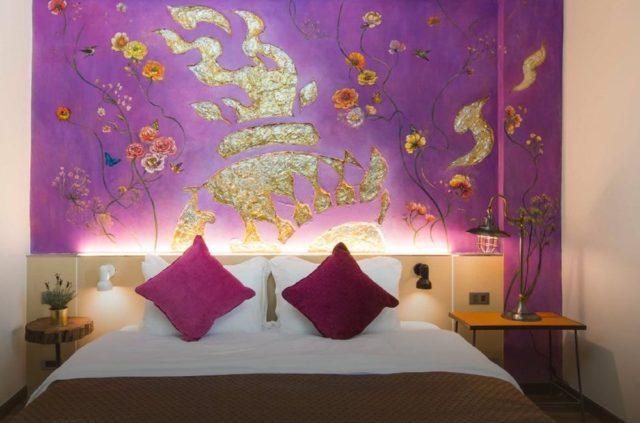 デヴィ バンコク ホテル