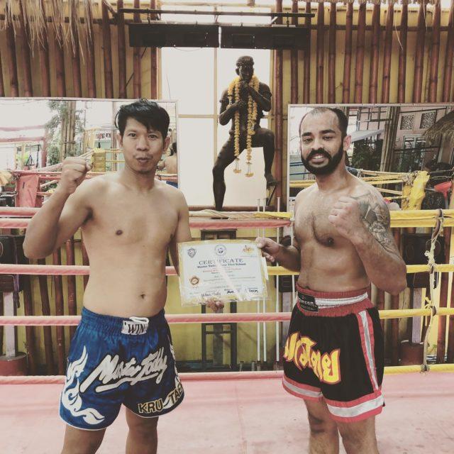 Master Toddy's Muay Thai