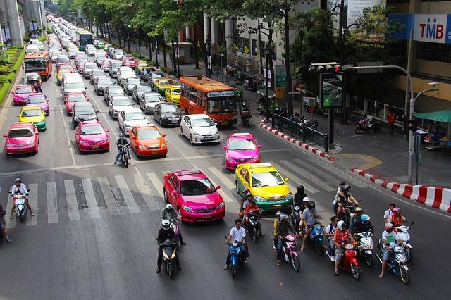 タイ語タクシー