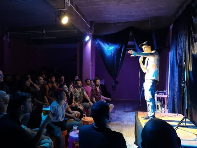 Khaosan Comedy Club